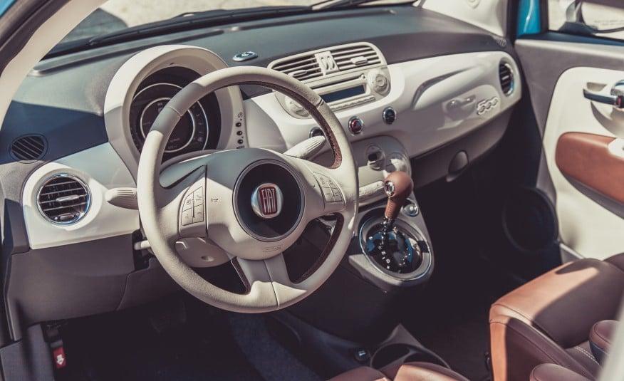 Summer Love Fiat 500c Vintage 57 Edition Cabriolet