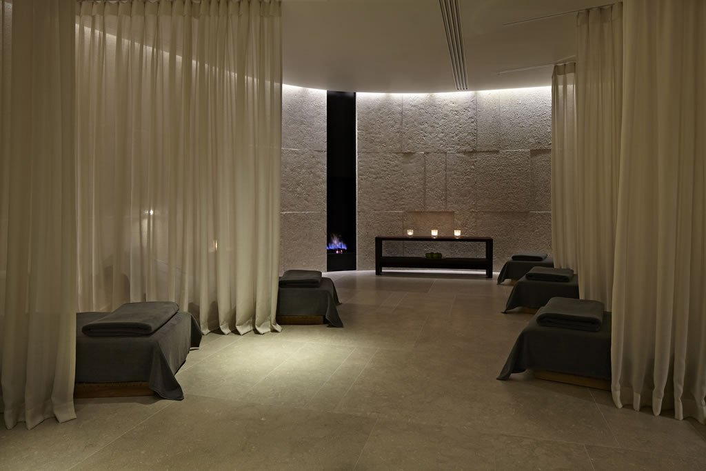 18 most luxurious and unique spa treatments from around for Hotel spa design
