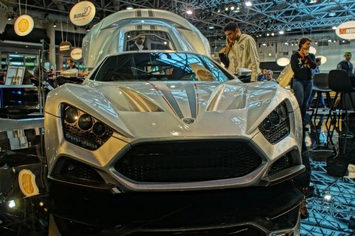 Zenvo ST1, the ultimate luxury sportscar