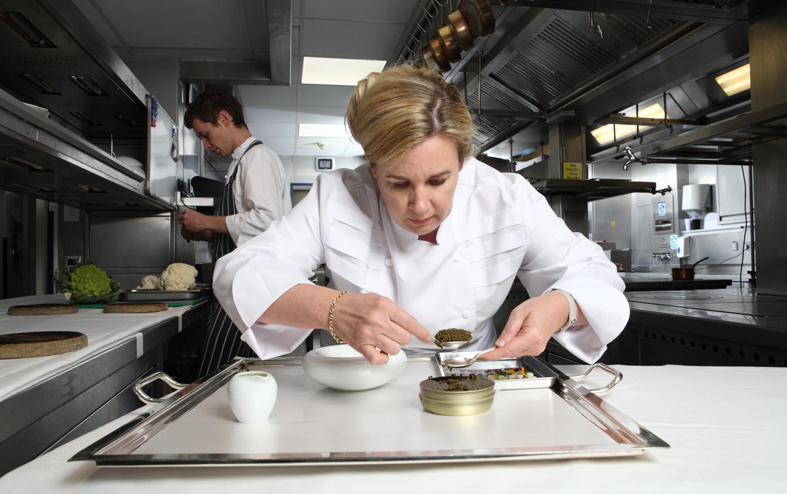 Cars Com Reviews >> Hélène Darroze is the best female chef for 2015 ...
