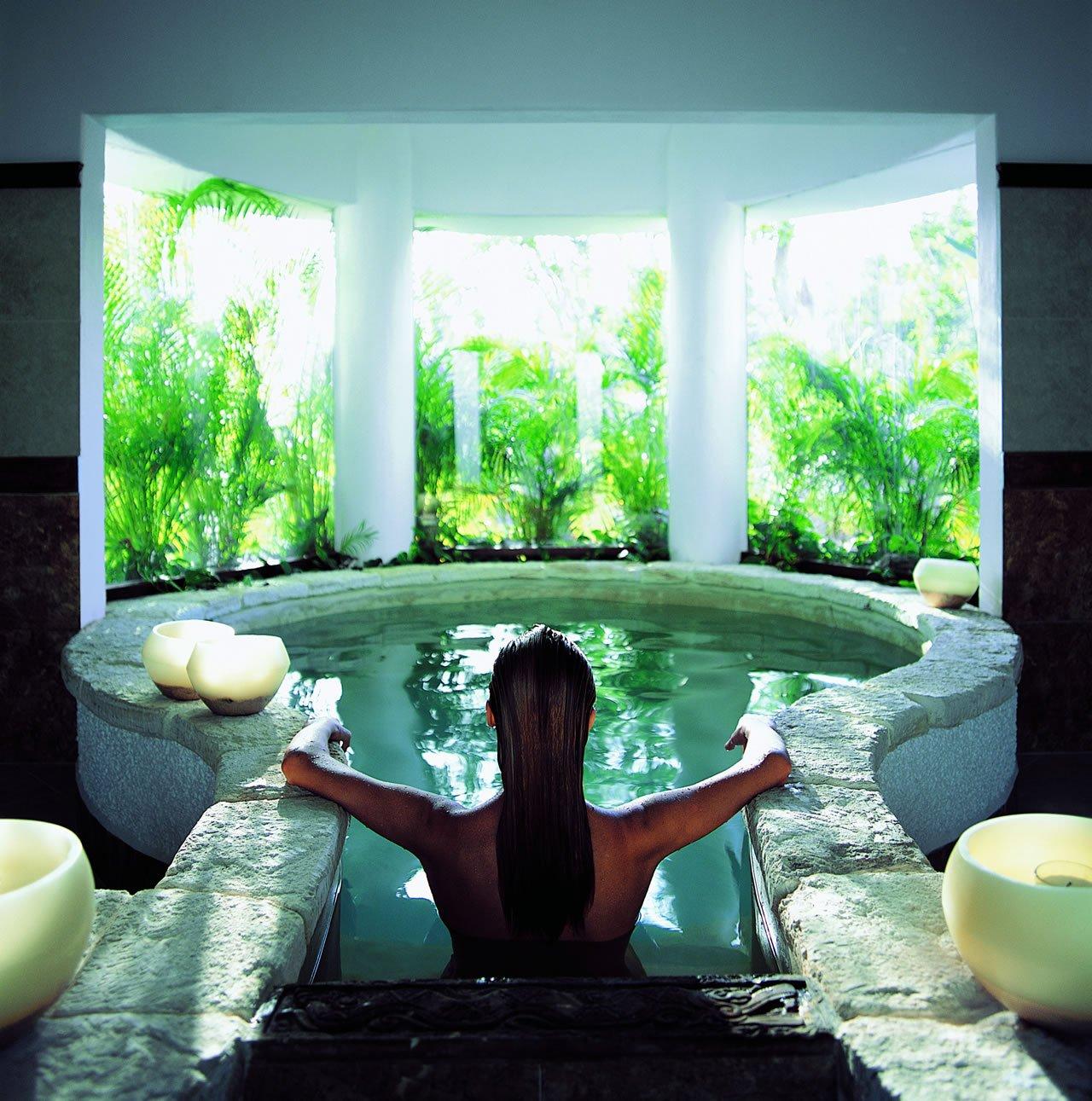 Kinan Spa Maroma Resort And Spa Mayan Riviera Mexico