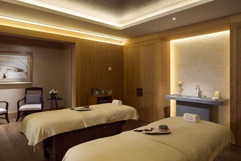 Spa Of The Week Spa Peninsula Paris At Hotel Peninsula