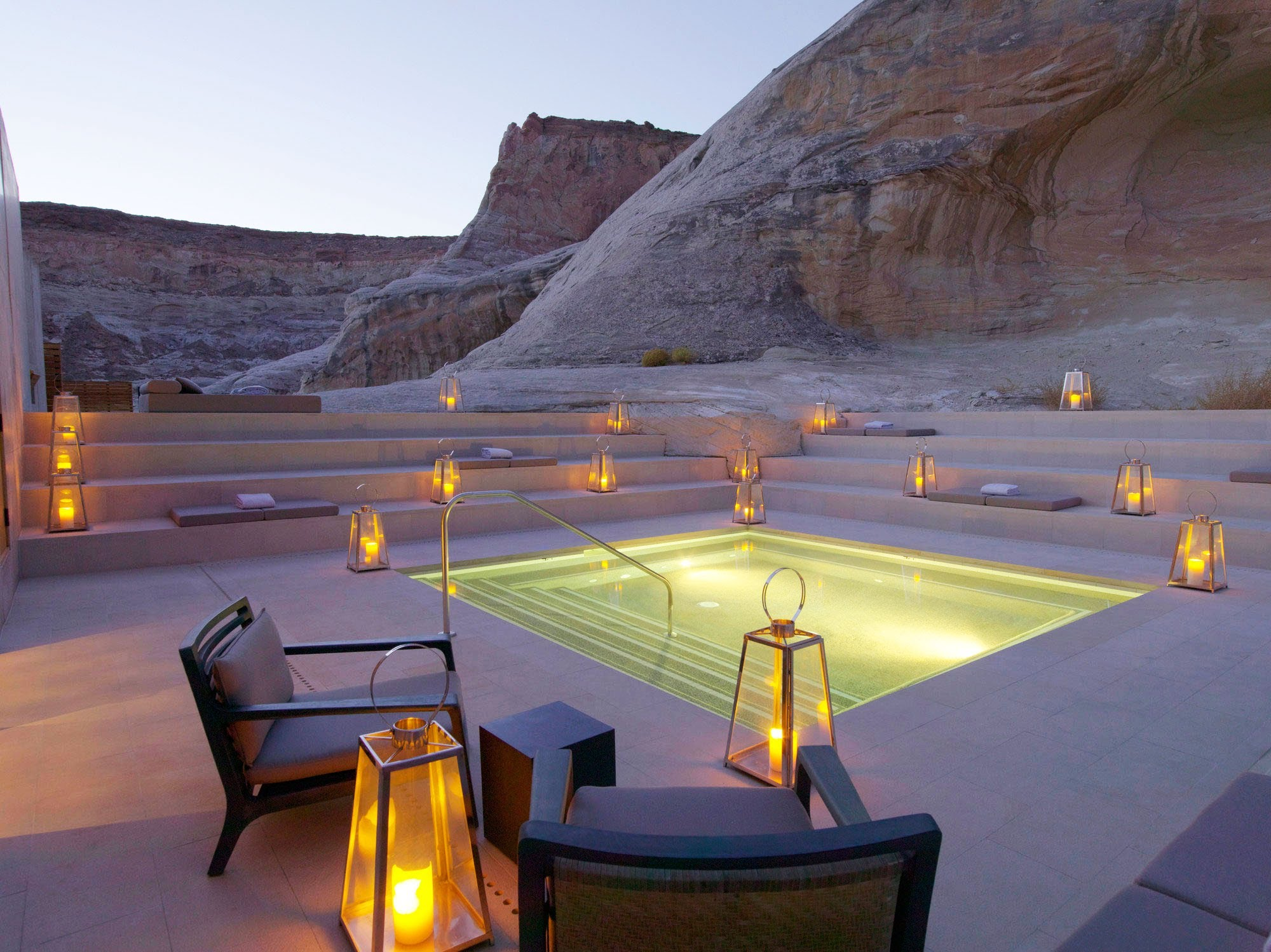We pick the 7 coolest boutique hotels in the usa for Hotel luxury