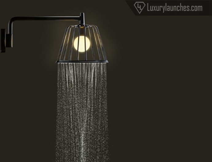 axor-lampshower-nendo_wall-chrome-night