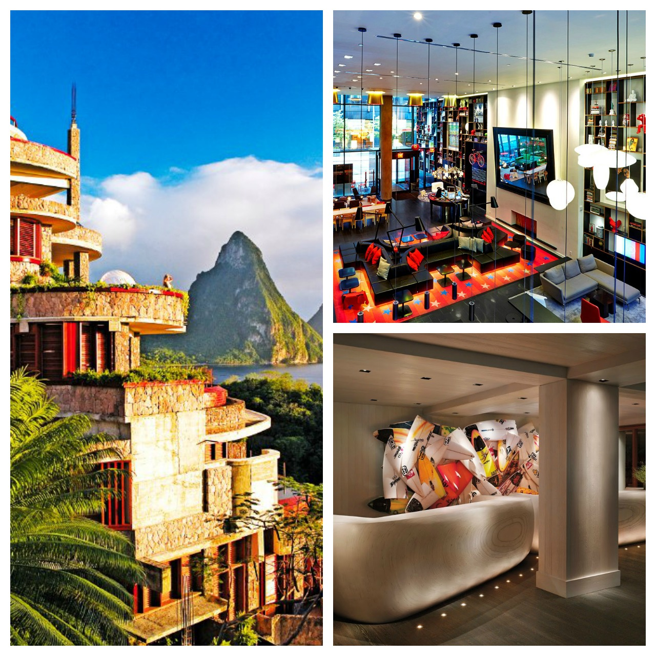 We pick the 7 coolest boutique hotels in the usa for Best boutique hotels in us