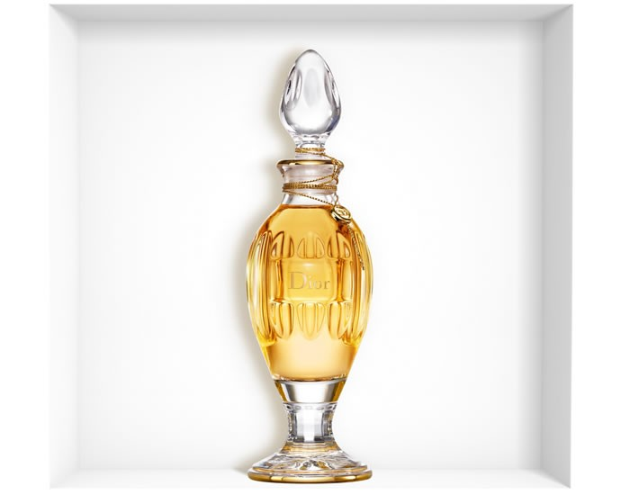 dior brings back their iconic perfume bottle the amphora