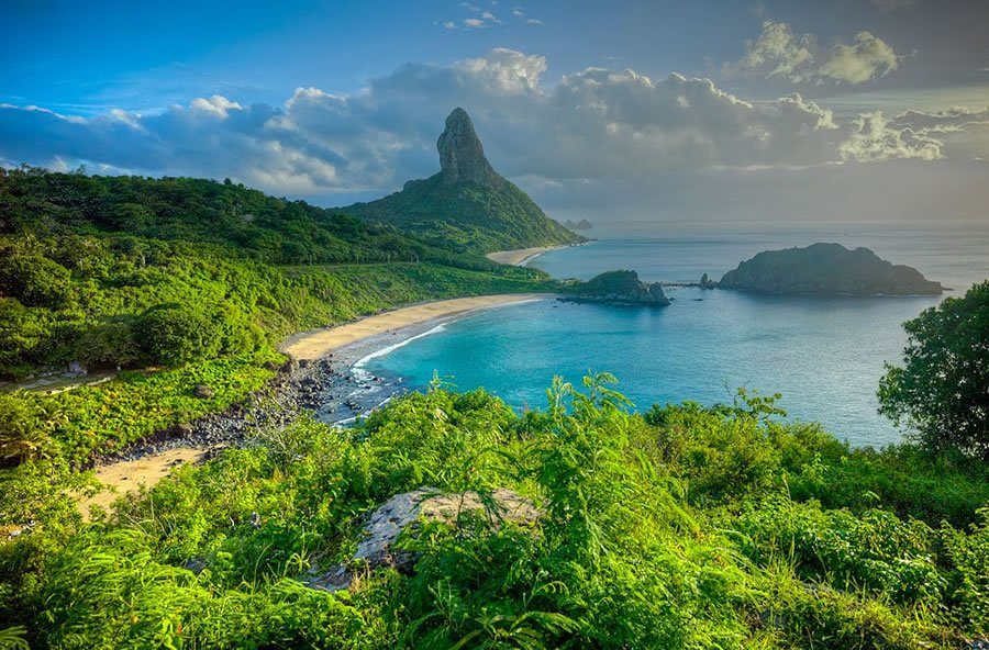 Top ten islands around the world according to Tripadvisor