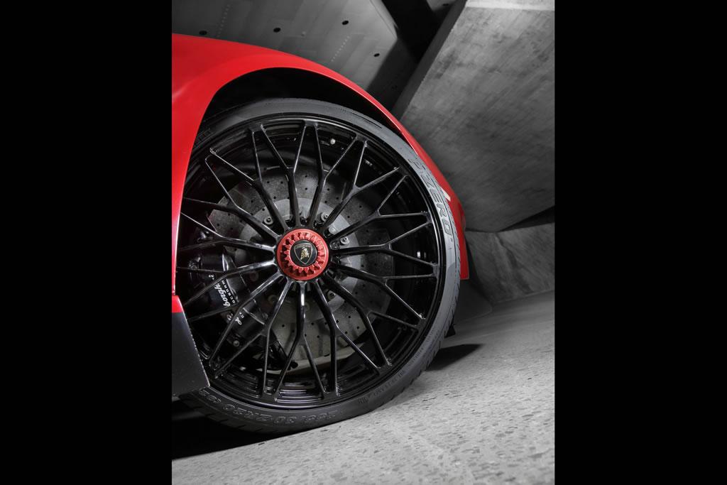 Lamborghini Aventador Sv Production Limited To Just 600