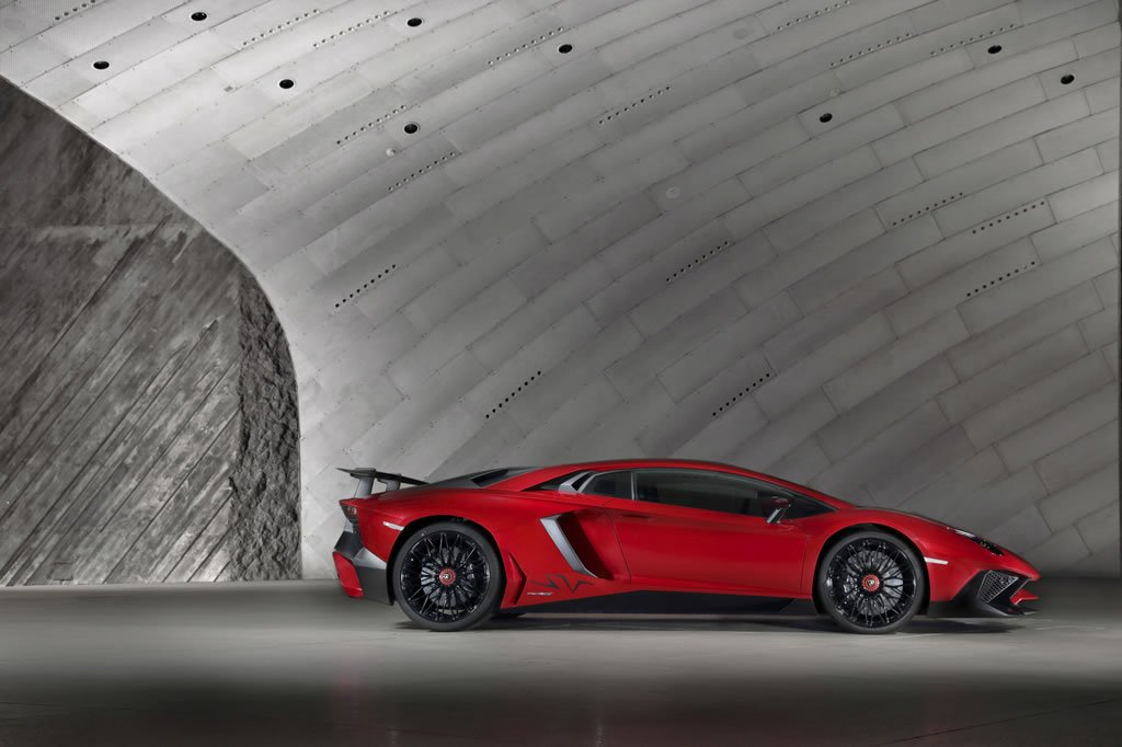 Lamborghini Aventador Sv Production Limited To Just 600 Units