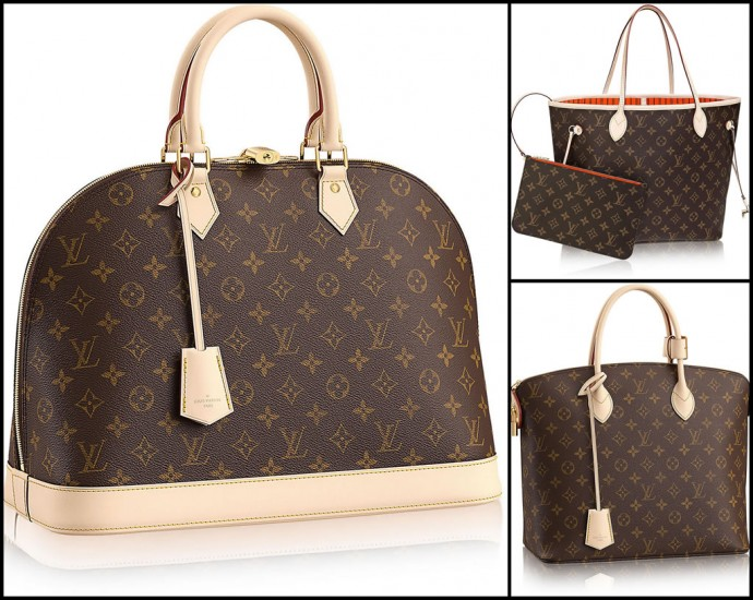 The 7 most popular handbags from louis vuitton