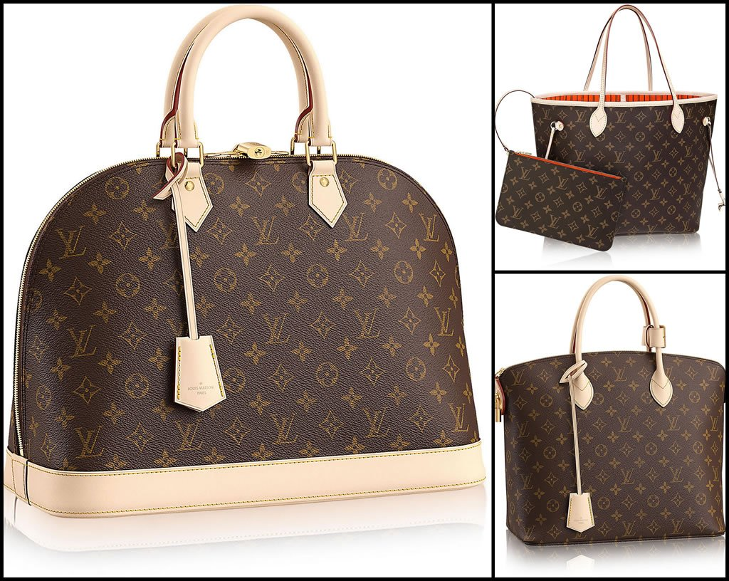 Handbags From Louis Vuitton