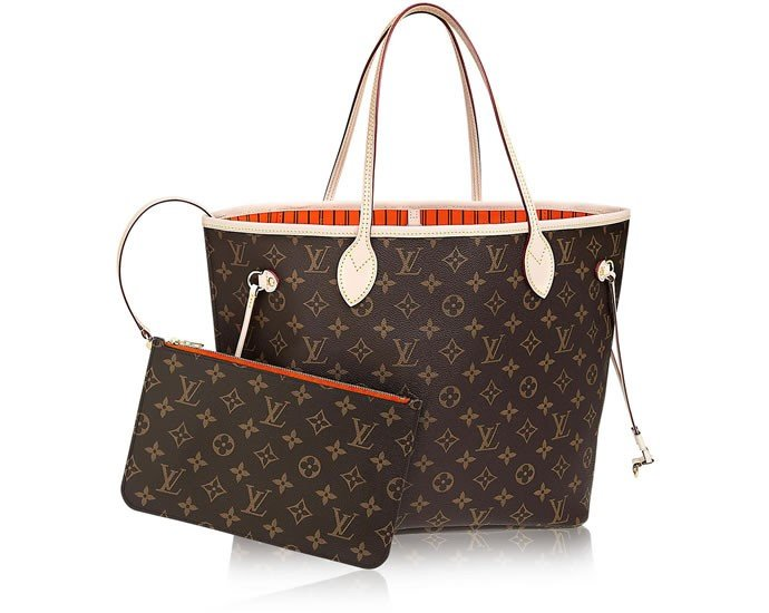 The 7 most popular handbags from louis vuitton -