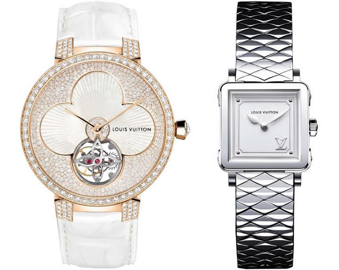 316a64e1b5 Shine on with Louis Vuitton's new collection of women's watches -