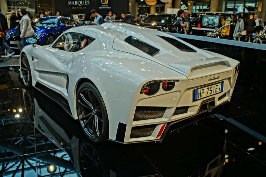 The Mazanti Evantra, a true Italian masterpiece