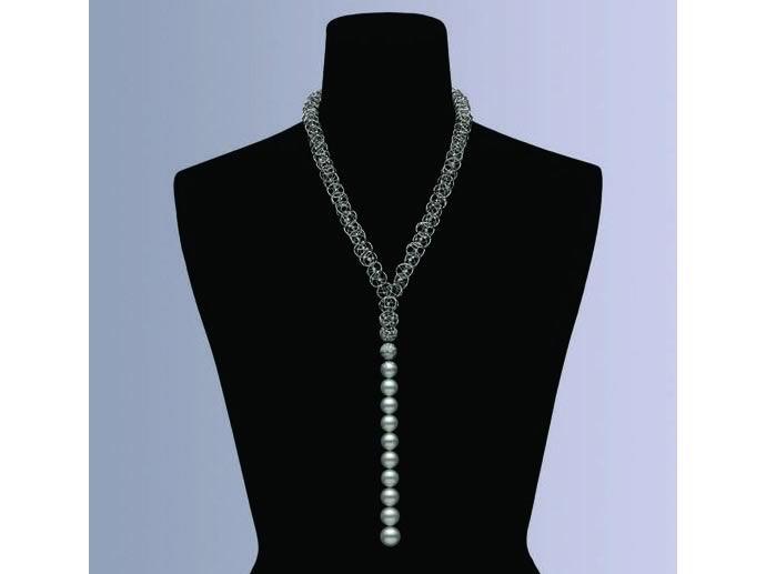 Mikimoto S Pearl Necklaces Unveiled At Baselworld At Works