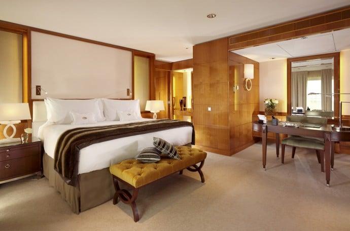 Oriental Suite - Bedroom