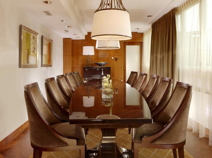 Oriental Suite - Dining Room