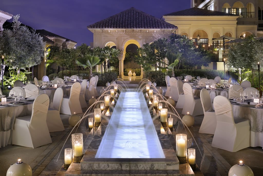 Spa of the week one only private spa at one only the for Top hotels in dubai 2015