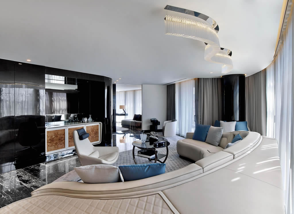 Bentley Unveils Their Luxury Car Inspired Suite At The St
