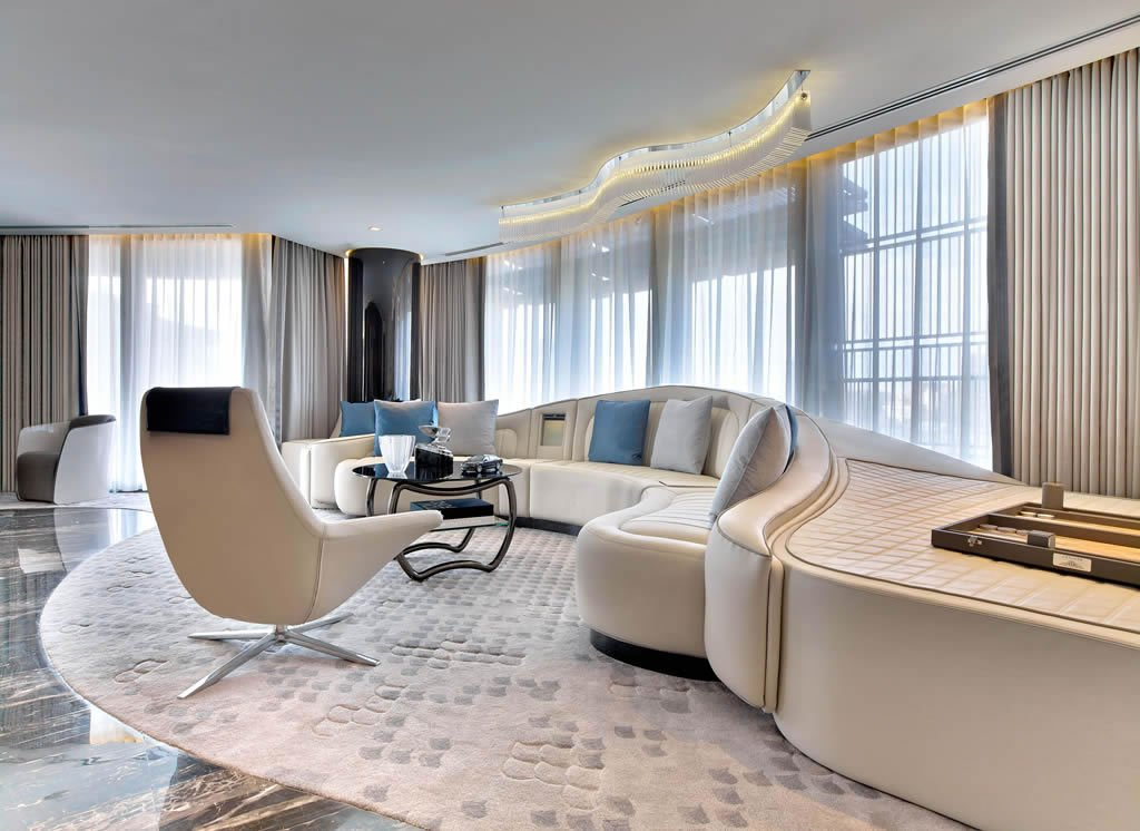 Bentley unveils their luxury car inspired suite at the st for Designhotel istanbul