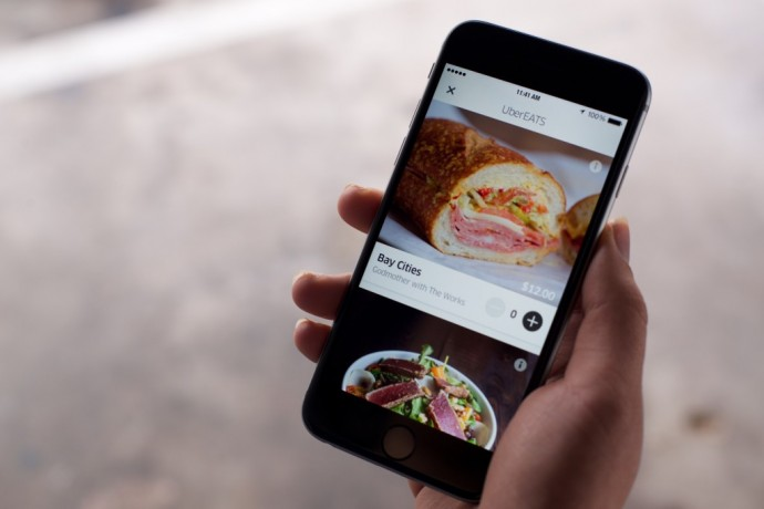 New Yorkers and Chicagoites, Uber will now deliver food to your doorstep in 10 mins