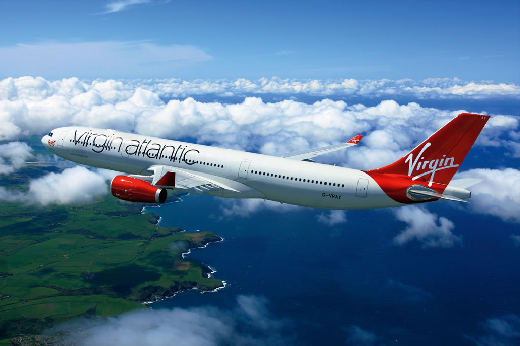 Virgin Atlantic ups the ante introduces Business class comforts in Economy : Luxurylaunches