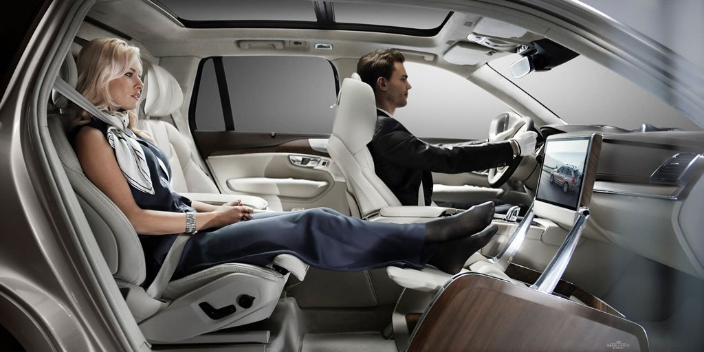 Volvo Isnt Likely To Be A Car Company Associated With Soccer Moms For Long Their Brilliant New Concept Is Aimed At Owners Who Prefer Travel In The
