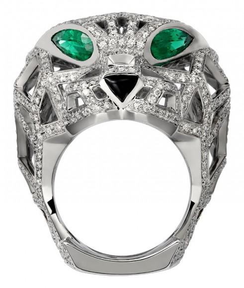 Cartier's Panthère De Cartier ring2