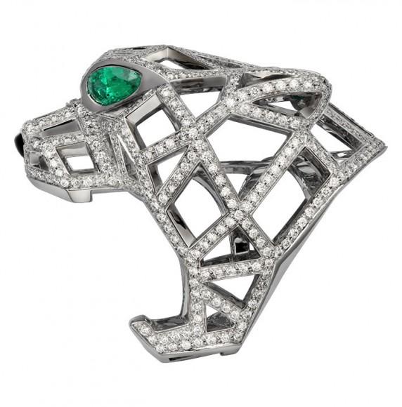 Cartier's Panthère De Cartier ring3