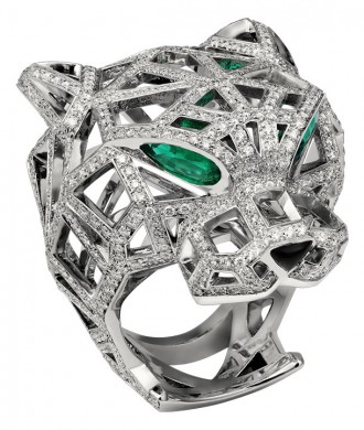 Cartier's Panthère De Cartier ring4