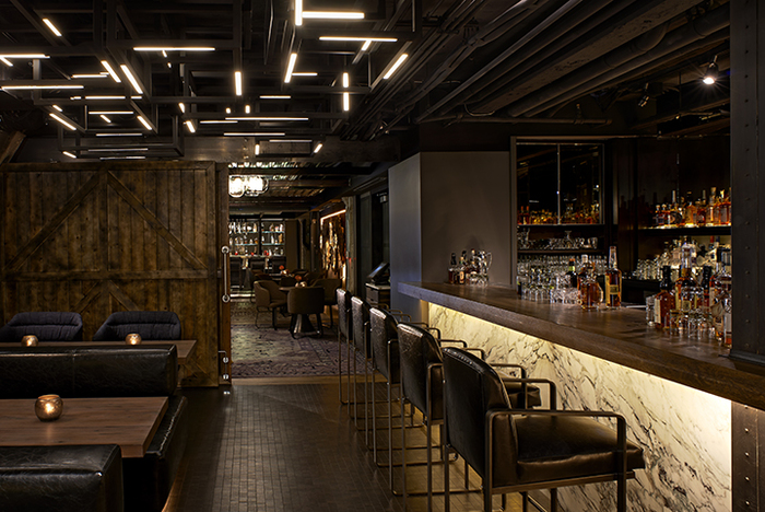 We Pick The 8 Best Designed Bars On The American West Coast