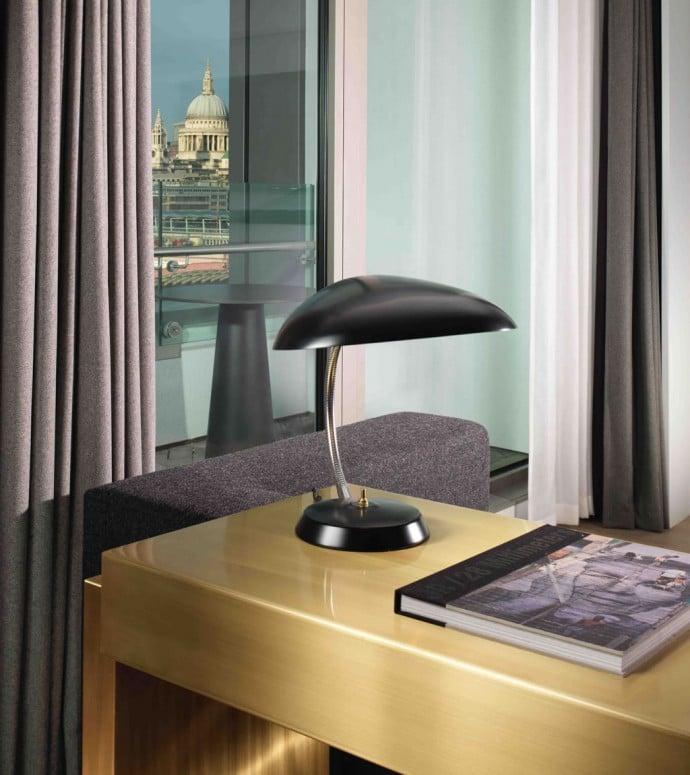 Mondrian London Riverview Balcony Suite Detail Shot