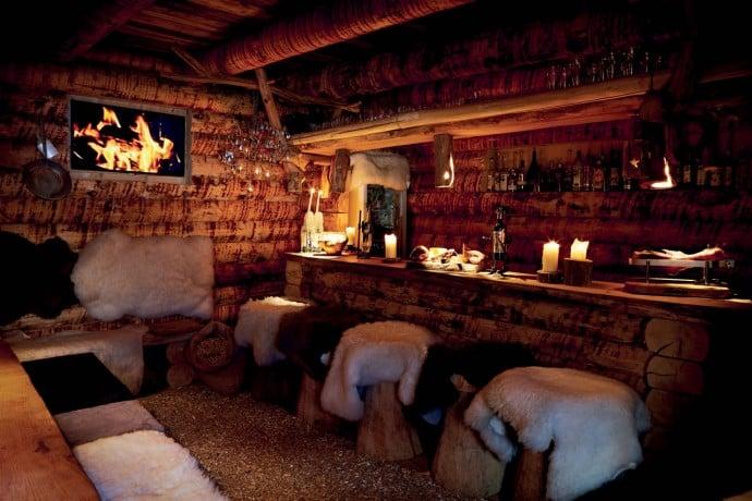 The Pichalin ski hut is a must visit.
