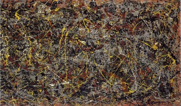 No5- 1948-Jackson-Pollock