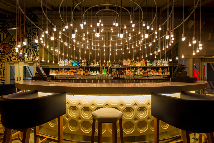 We pick the best designed bars on american west coast