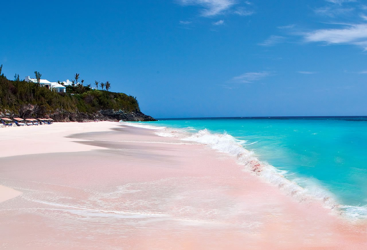 8 beaches where the rich and the famous spend their summers for Bahamas pink sand beaches