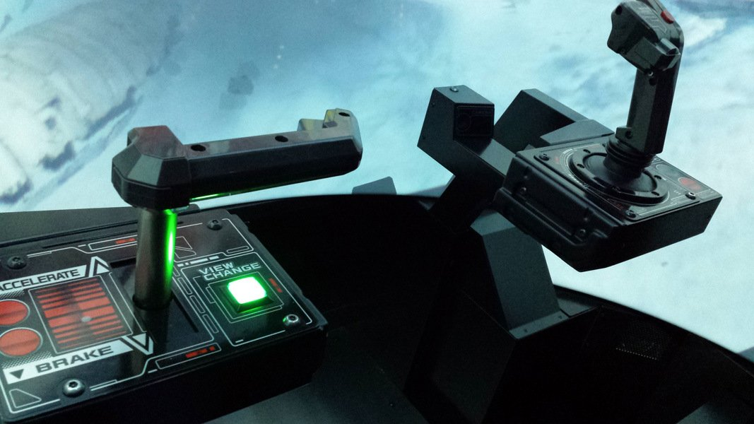 Fancy a $100k collectors edition Star Wars Battle pod for ...