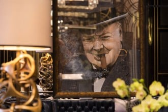 Wellesley Hotel-Cigar Lounge