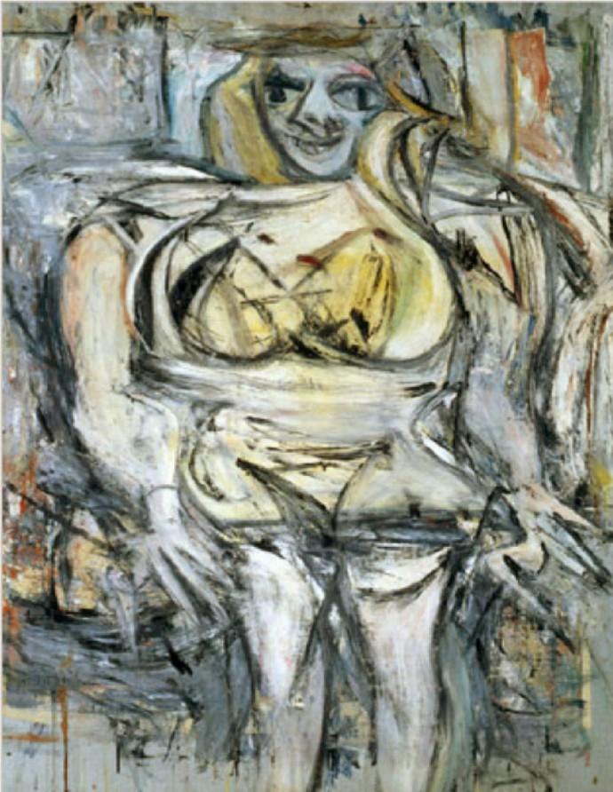 Woman-III-Willem-De-Kooning