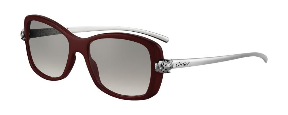 cbd759ceda7 Soak up the sun this summer with Panthère Wild De Cartier sunglasses -