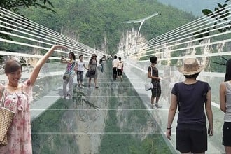 glass-bridge-china