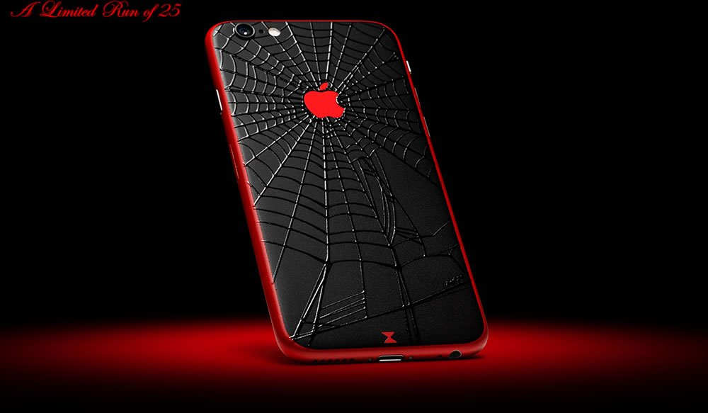 ColorWare offers limited edition iPhone 6 Black Widow that