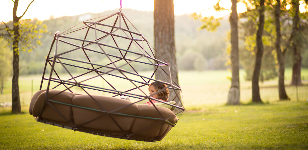 Kodama Launches A Geometric Hangout With The World S First
