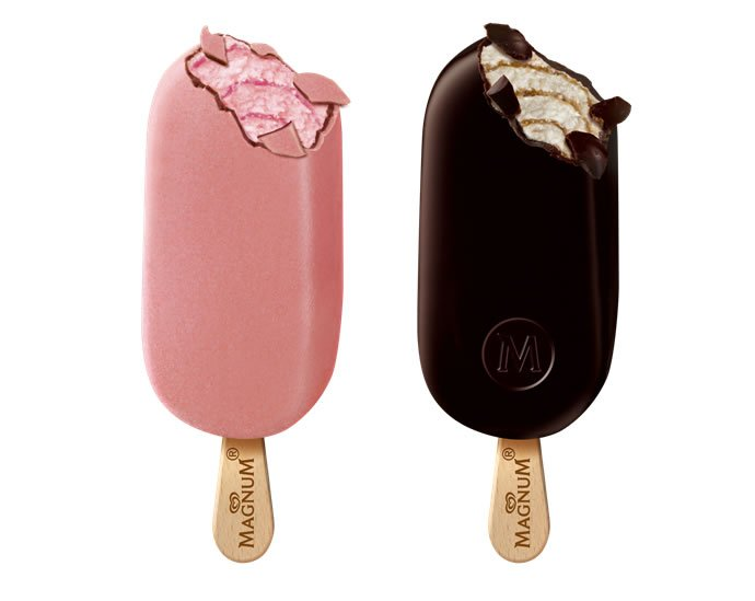 Supermodel Miranda Kerr to unveil the pink and black Magnum ice-cream in Cannes : Luxurylaunches