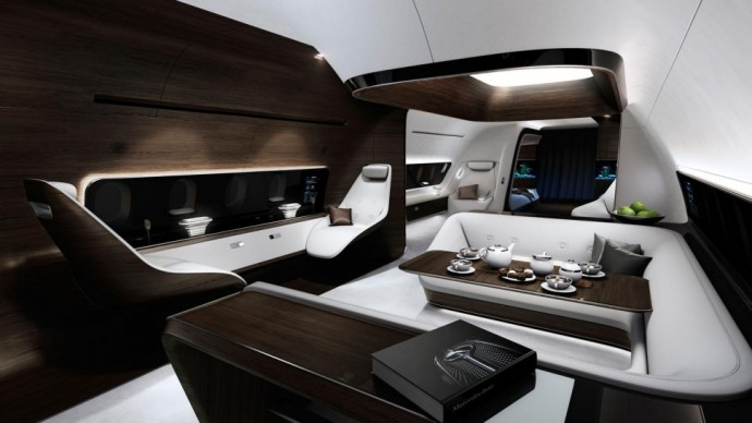 Spacious interiors complimented by comfortable and elegantly chosen upholstery