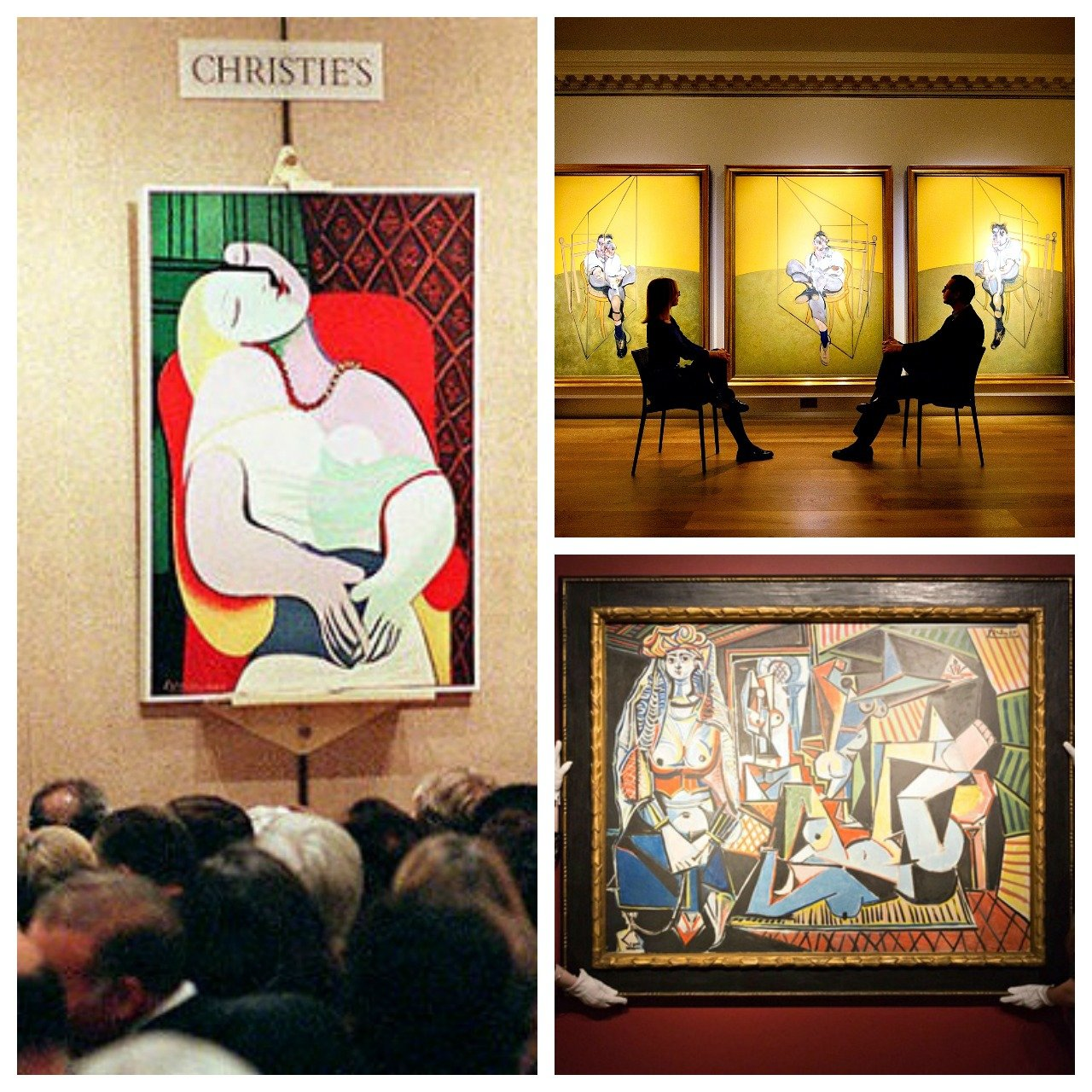 Here are the 10 most valuable paintings in art history so far -