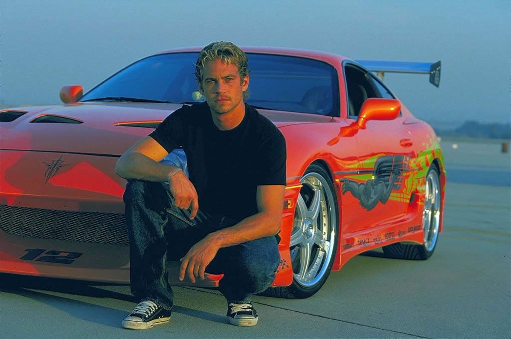 paul walker 39 s fast and furious supra to be auctioned for 100k. Black Bedroom Furniture Sets. Home Design Ideas