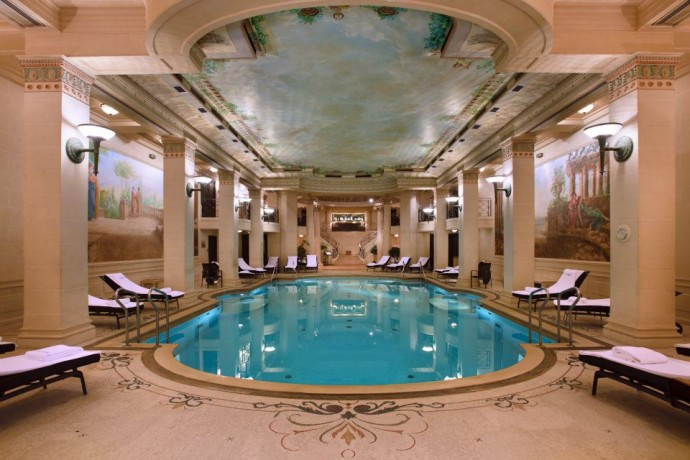 Chanel will open its first spa at the iconic Ritz Paris -