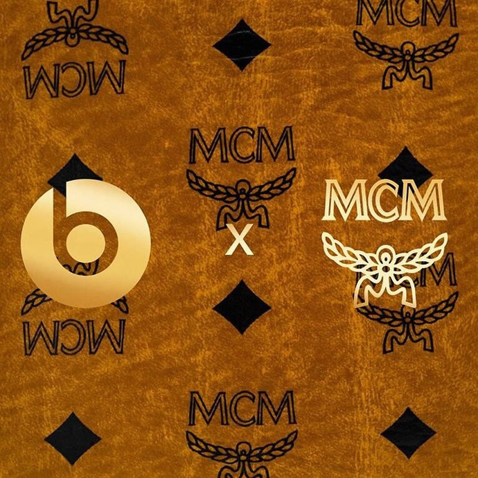 The Beats X Mcm Collection Is A Premium Collaboration Tying Fashion