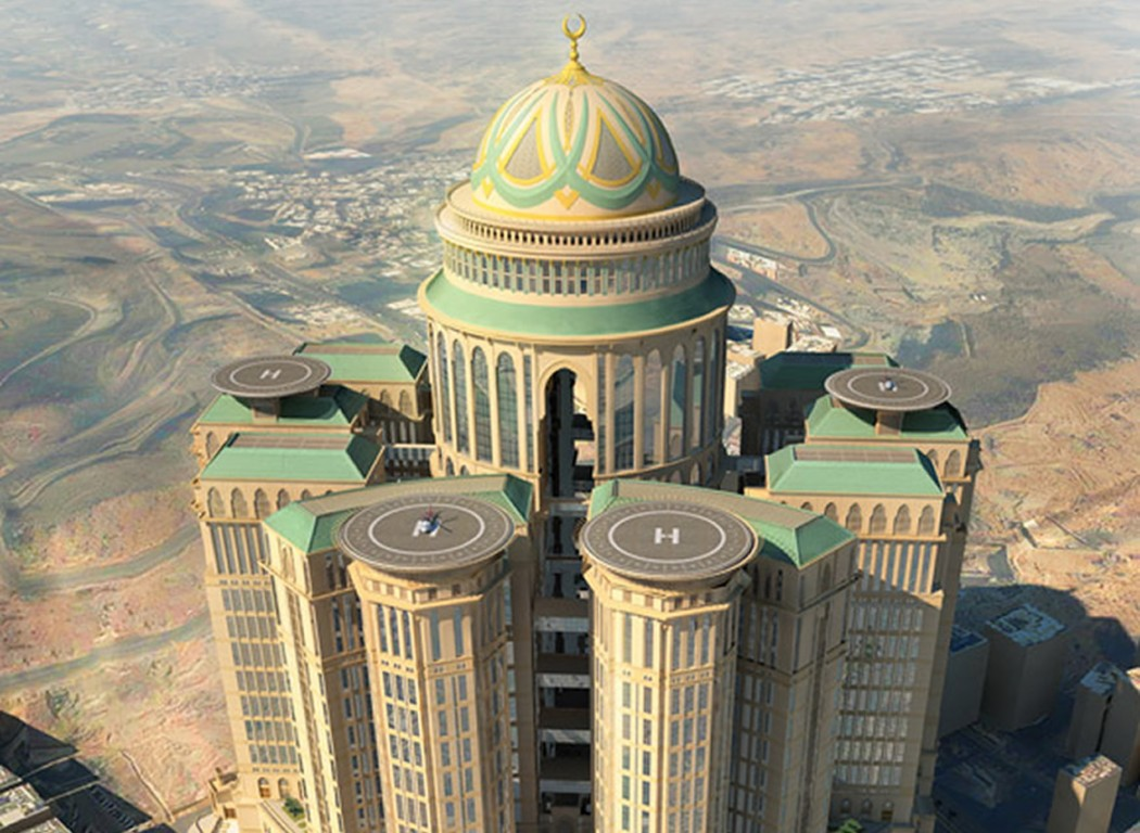 list of largest hotels in the world